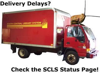 Delivery Delays? Check the SCLS Status Page!
