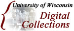 University of Wisconsin Digital Collections Logo