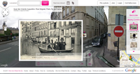 Historypin - historic photo + modern-day street view!