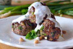 Lebanese Meatbals