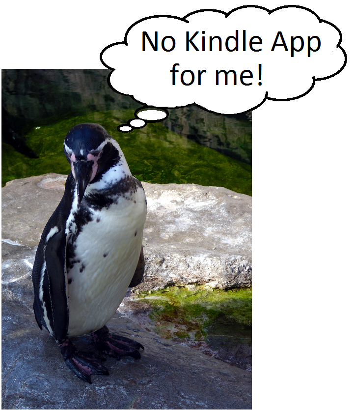 TechBits: Guest Post: Penguin Group Kindle books from
