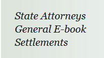 State attorneys general ebook settlements