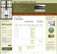 RIOwebpage