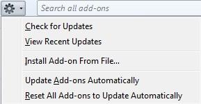 Add-on-Update