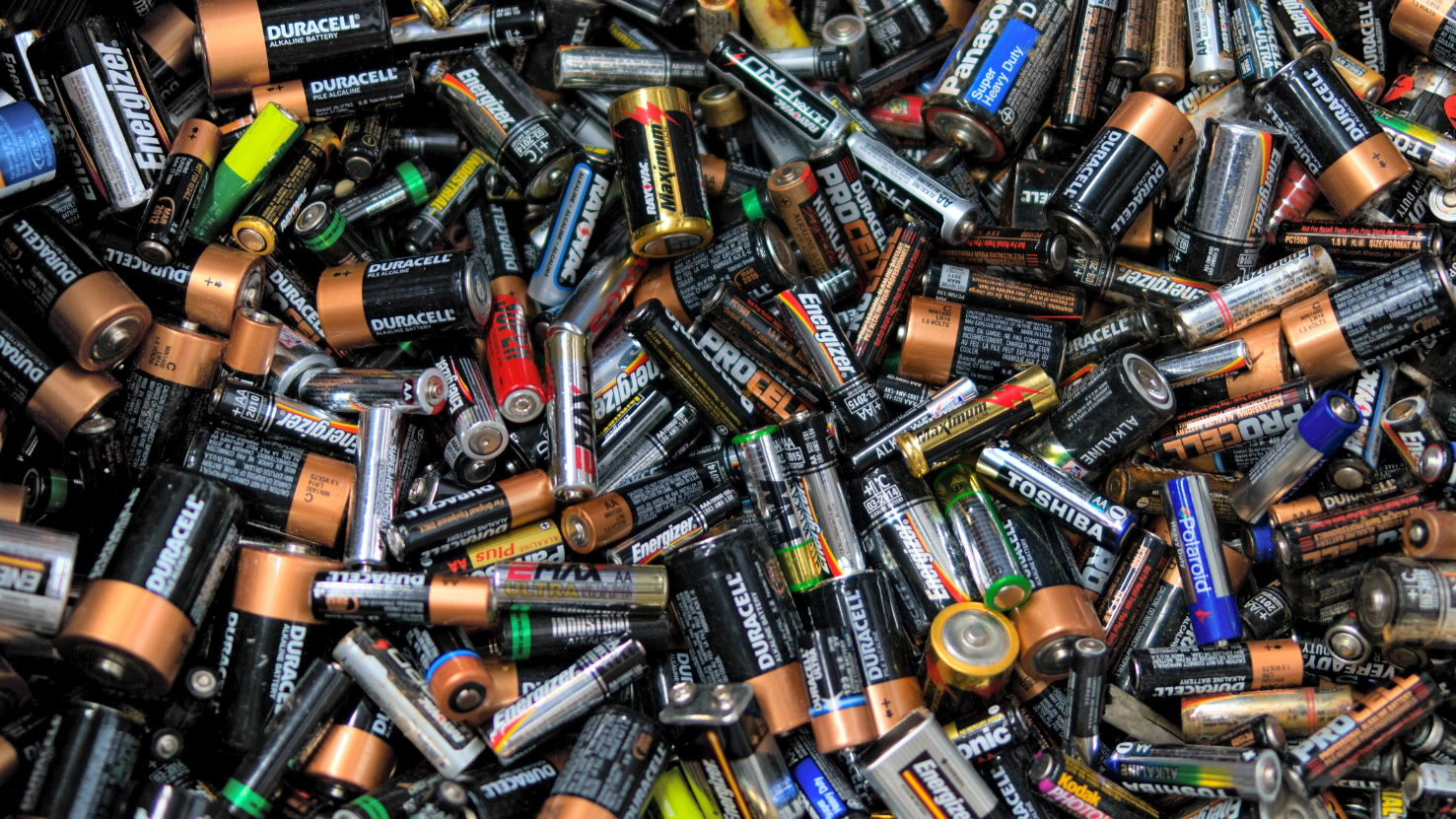 What To Do With Old Worn Out Batteries
