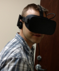 Oculus rift at SCLS