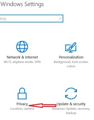 2 privacy