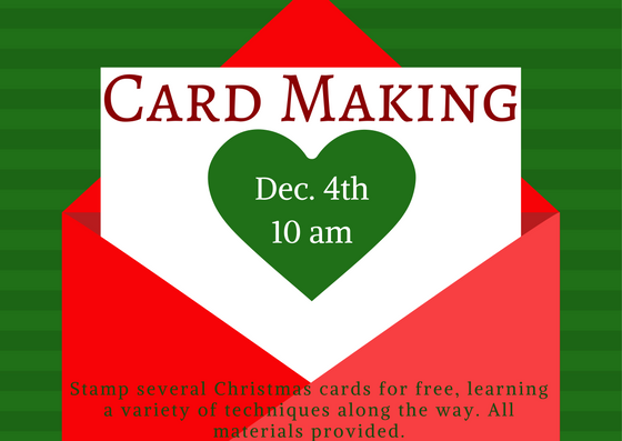 Copy of Card making