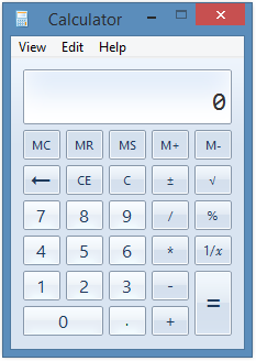 To Open The Unit Converter Click On View Menu Then Select Conversion Near Bottom We Can Also Get It By Pressing Hot Key Sequence Of