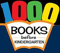 1000 Books Before Kindergarten logo 4c