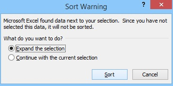 TechBits: Sorting lists randomly in Excel