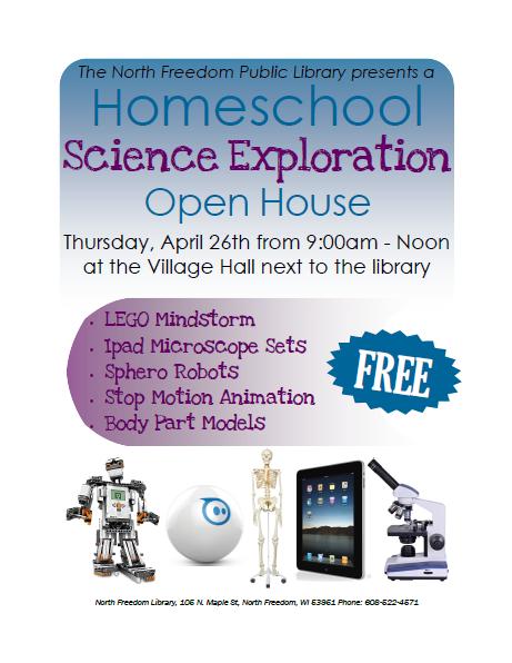 Homeschool event 2018
