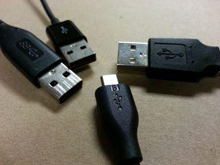 See all the USB symbols