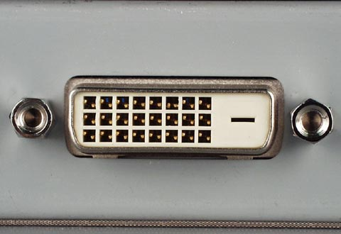 TechBits Know More About Video Connectors - Port dvi