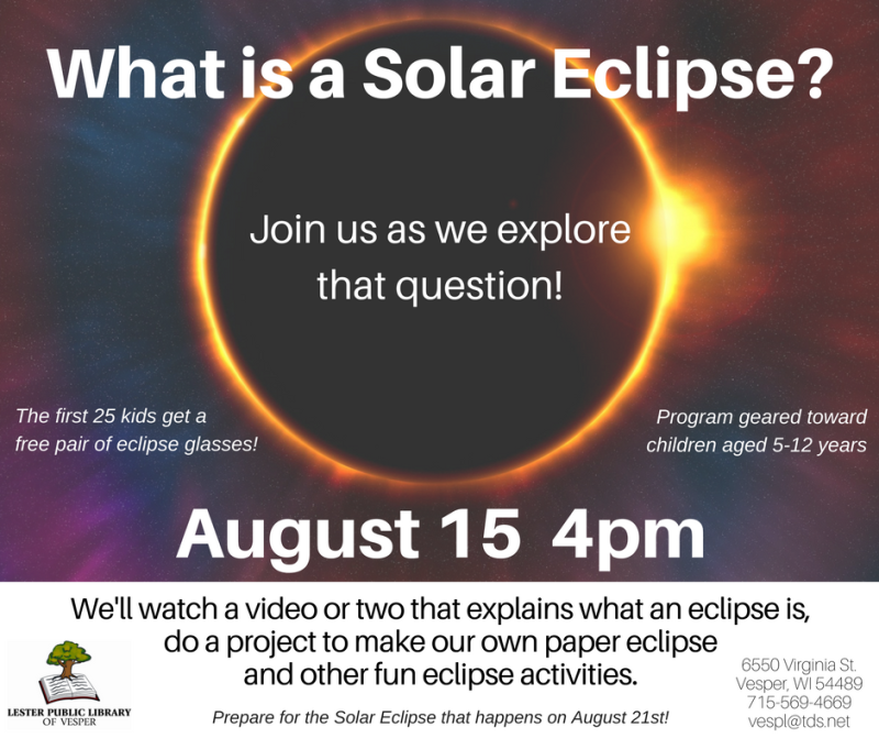 Solar Eclipse Program
