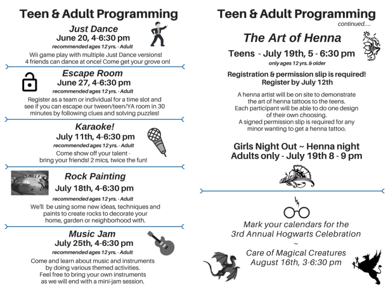 2018 Summer Library Program pg 3