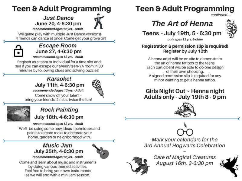 2018 Summer Library Program pg 3
