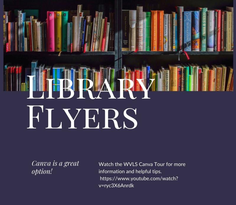 LibraryFlyers
