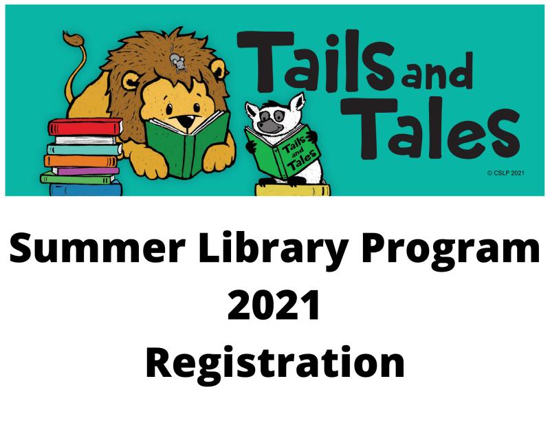 Summer Library Program Registration