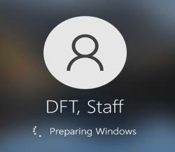Preparing Windows