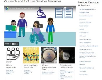 Outreach and Inclusive Services