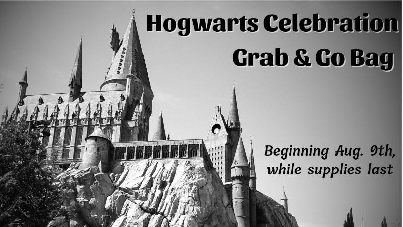 Hogwarts grab & Go