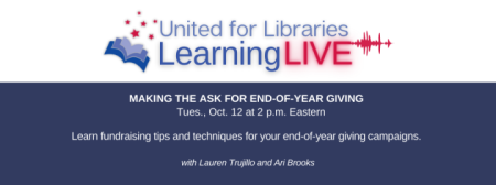 United for Libraries Live