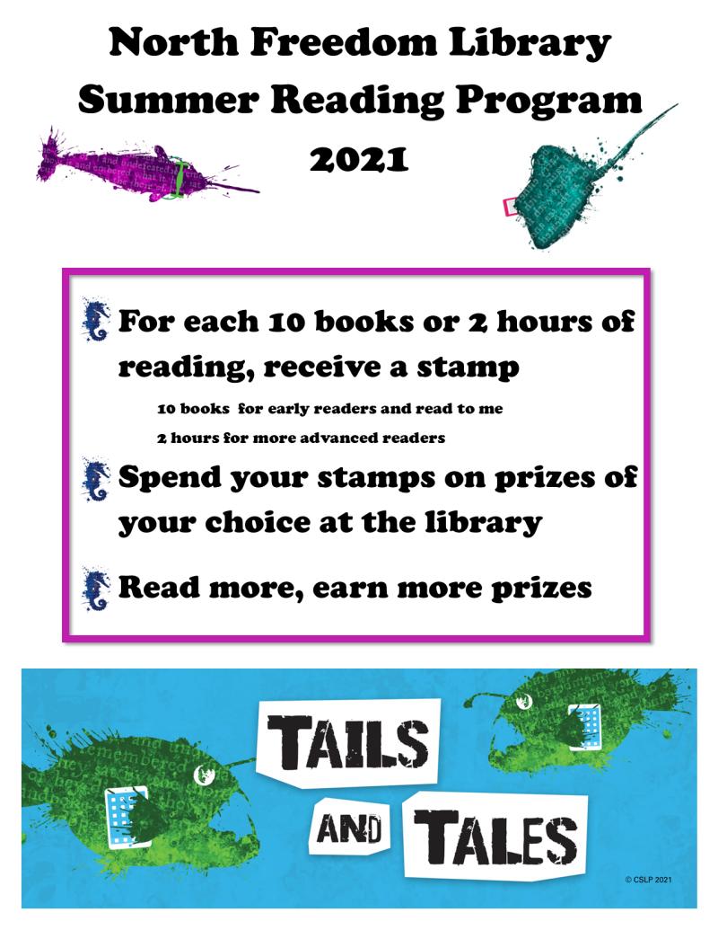 Reading flyer
